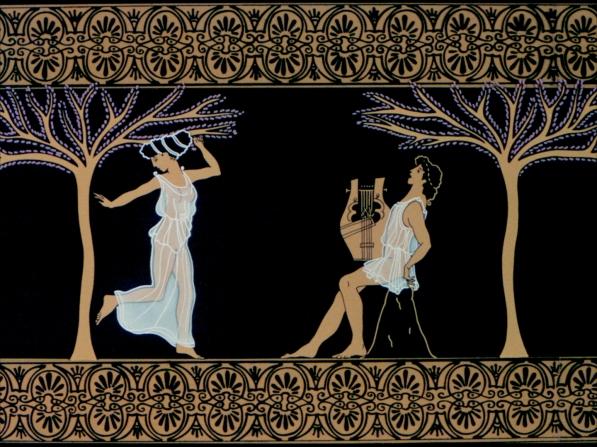Orpheus and Eurydice, Lesley Keen (SCO)