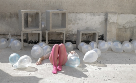 Ballons of Importance // Meintani Iliana // Greece