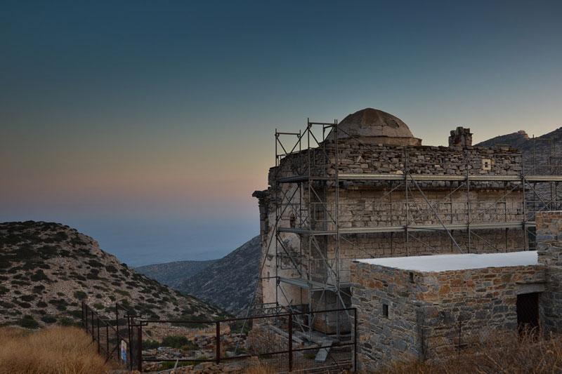 Episkopi-Mausolium and Byzantine Church