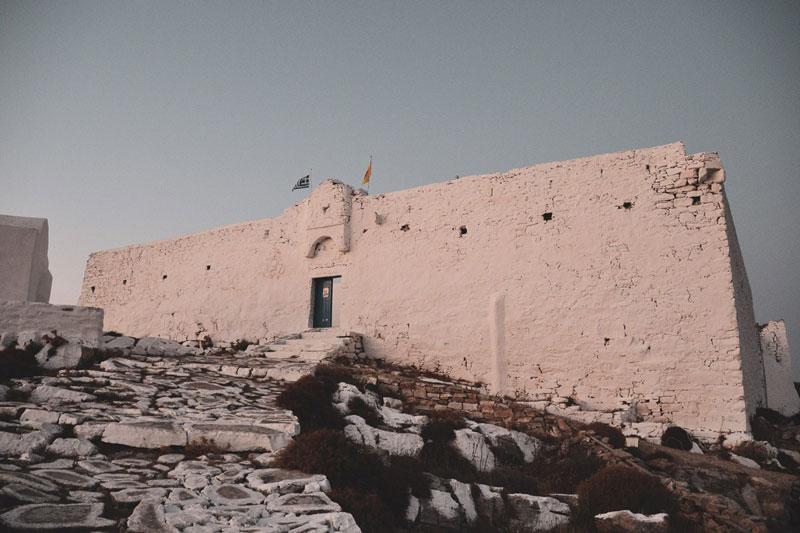 Chrisopigi Monastery